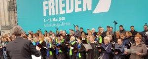 """Katholikentag """"Suche Frieden"""""""
